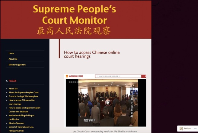 people's court website Screen Shot may 2018 COTIN.org