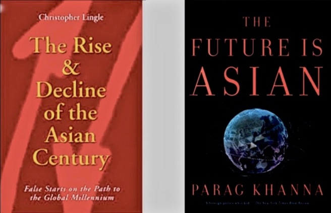 'asia century' - two books and opinions - cotin.org