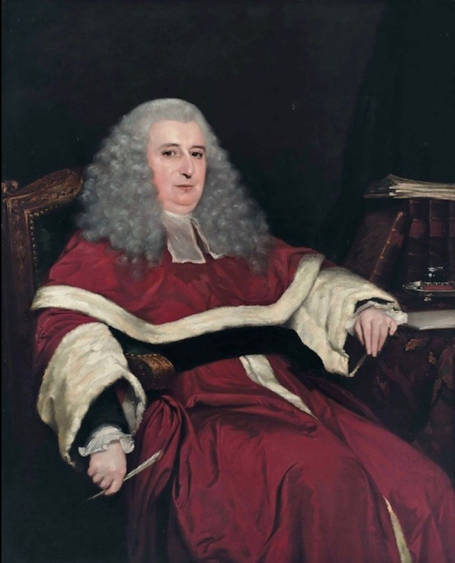 ohn Hyde, an 18th-century British judge in Bengal -- WIKIPEDIA.org image on COTIN.org